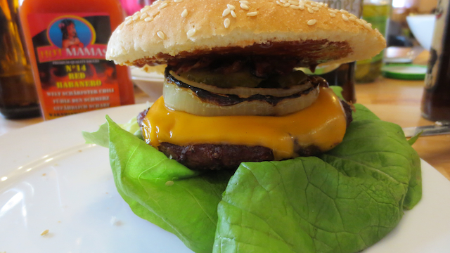 Burger from Hell