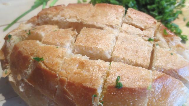 Frischkäsebrötchen