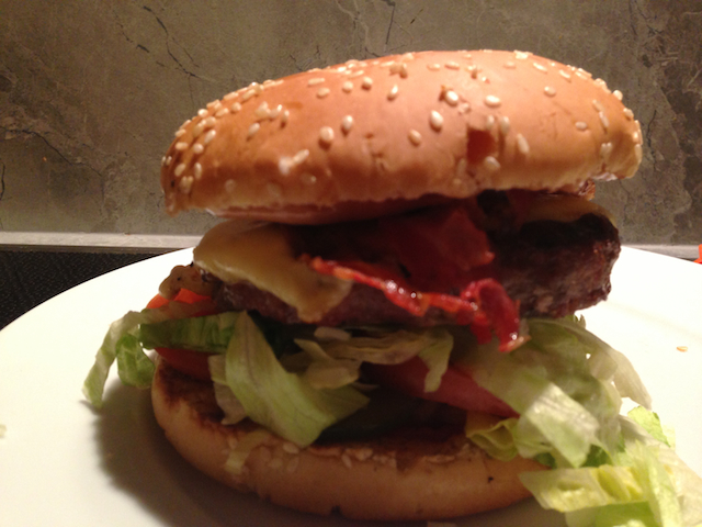 Teen Burger